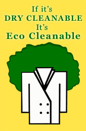 If it's Dry Cleanable, It's Eco Cleanable