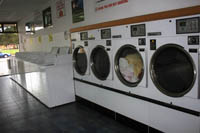 Laundromat - Open 7 days a week - 7am to 10pm
